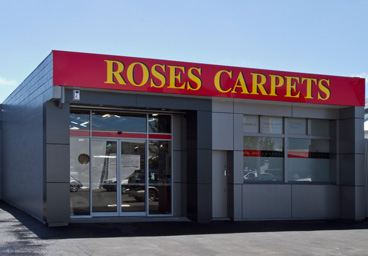 Our warehouse showroom at 425 St Asaph Street, Christchurch